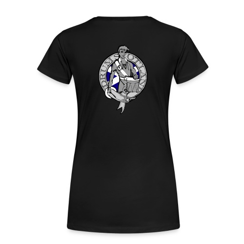 Drum Scotland - Girlz - Women's Premium T-Shirt