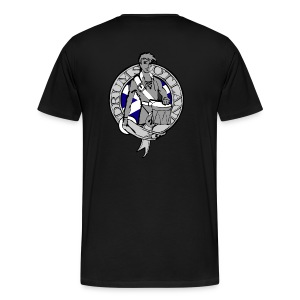 Drum Scotland - Guyz - Men's Premium T-Shirt