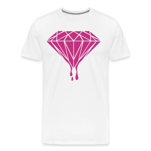 Pink Diamond - Men's Premium T-Shirt