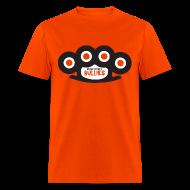 T-Shirts ~ Men's T-Shirt ~ Broad Street Bullies Brass Knuckle Shirt