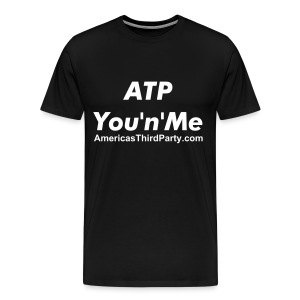 ATP You and Me! - Men's Premium T-Shirt