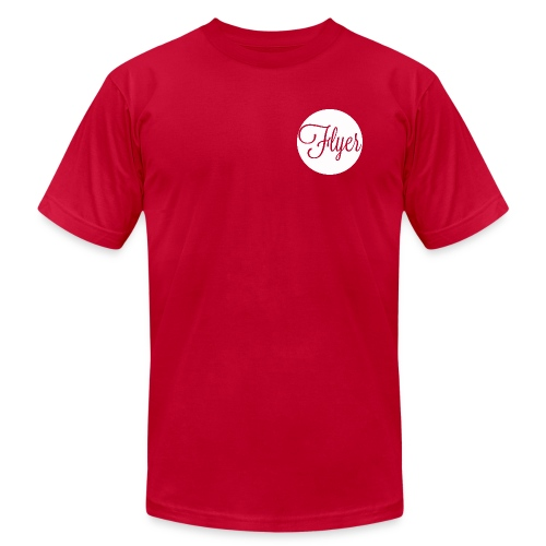 FLYER circle shirt - Men's  Jersey T-Shirt