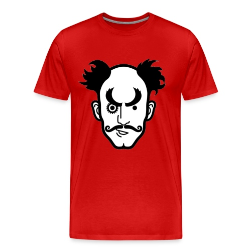 professor madness - Men's Premium T-Shirt