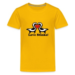 Love Stinks Skunks - Kids' Premium T-Shirt