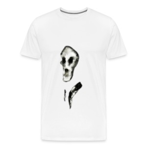 Slenderman (Guys) - Men's Premium T-Shirt