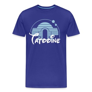 Mens Tatooine T - Men's Premium T-Shirt