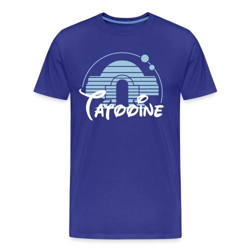 Mens Tatooine T - Men's Premium T-Shirt