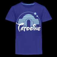 Kids' Shirts ~ Kids' Premium T-Shirt ~ Kids Tatooine Tank