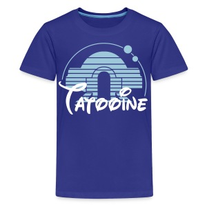 Kids Tatooine Tank - Kids' Premium T-Shirt
