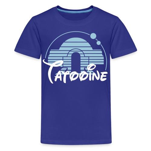 Kids Tatooine Tank - Kids' Premium T-Shirt