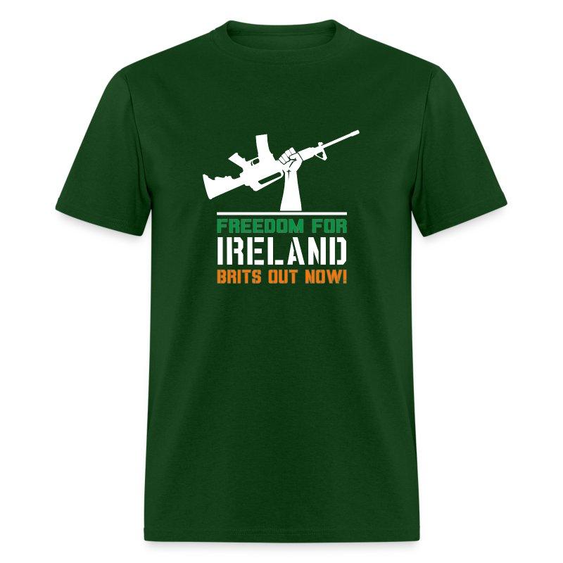 Freedom for Ireland! T-Shirt | Spreadshirt