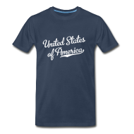 T-Shirts ~ Men's Premium T-Shirt ~ United States T-Shirt