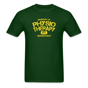 Physiotherapy Departement PT - Men's T-Shirt