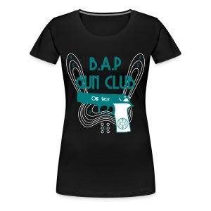 BAP Gun Club - Women's Premium T-Shirt