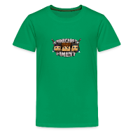 Kids' Shirts ~ Kids' Premium T-Shirt ~ Be a member of the Finest squad!