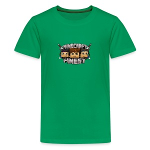 Be a member of the Finest squad! - Kids' Premium T-Shirt