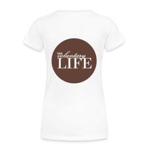 Women's Light Just Fucking Do It TVL T-Shirt - Women's Premium T-Shirt