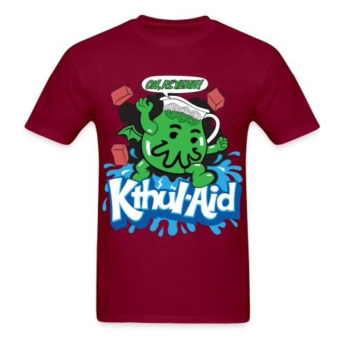 Iä, Kthul-Aid! - Men's T-Shirt