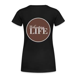Women's Dark Just Fucking Do It T-Shirt - Women's Premium T-Shirt
