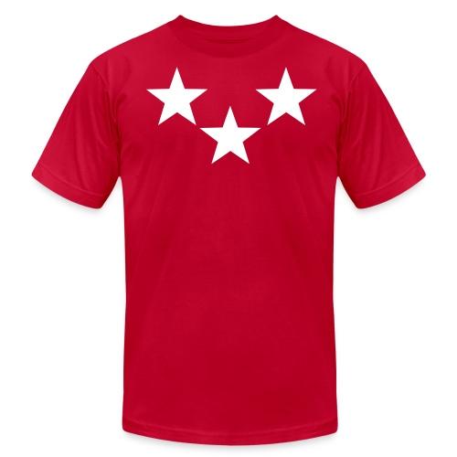 Mach Pink - Men's Fine Jersey T-Shirt