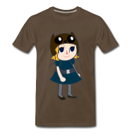 T-Shirts ~ Men's Premium T-Shirt ~ Mens: Crossing