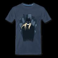T-Shirts ~ Men's Premium T-Shirt ~ Mens: BatHannah