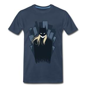 Mens: BatHannah - Men's Premium T-Shirt