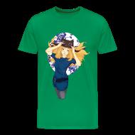 T-Shirts ~ Men's Premium T-Shirt ~ Mens: Moonstruck