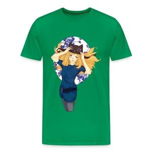 Mens: Moonstruck - Men's Premium T-Shirt