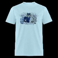 T-Shirts ~ Men's T-Shirt ~ Mens: Thug Life B