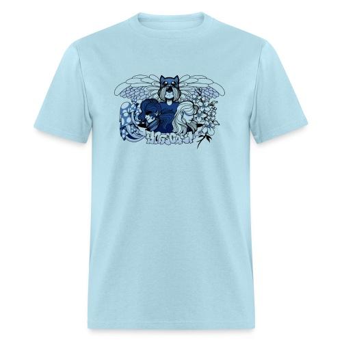Mens: Thug Life B - Men's T-Shirt
