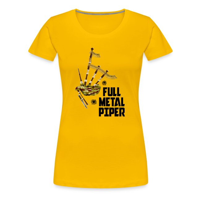 Full Metal Piper - Girlz