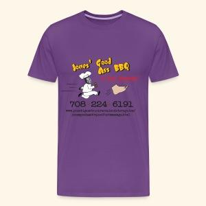 Jones Good Ass T-shirt - Purple Drank Edition - Men's Premium T-Shirt