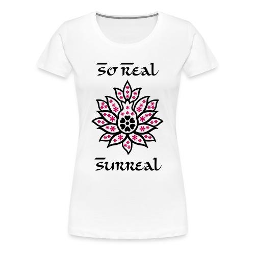 Surreal - Women's Premium T-Shirt