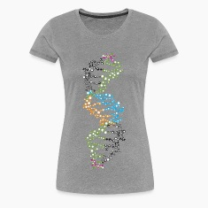 DNA Women's T-Shirts