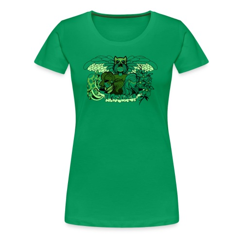 Ladies: Thug Life G - Women's Premium T-Shirt