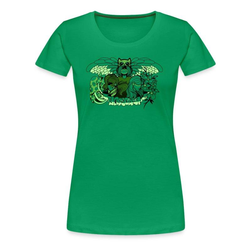 Ladies: Thug Life G - Women's Premium T-Shirt