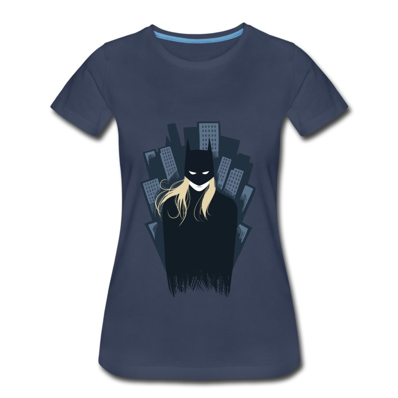 Ladies: BatHannah - Women's Premium T-Shirt