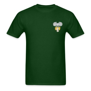 86th IBCT (Mountain) CAB Ram's Head - Men's T-Shirt