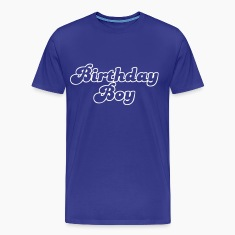 birthday boy T-Shirts