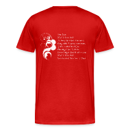 T-Shirts ~ Men's Premium T-Shirt ~ DailyStrength Winter Affirmation Contest 2013 - Men's