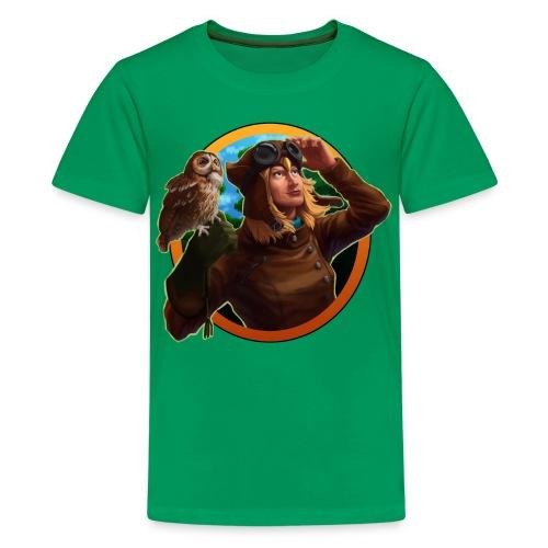 Kids: Aviator - Kids' Premium T-Shirt