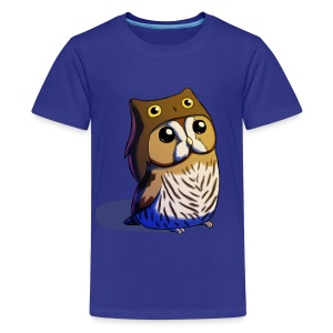 Kids: Little Owl - Kids' Premium T-Shirt