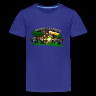 Kids' Shirts ~ Kids' Premium T-Shirt ~ Survival Games Champs!