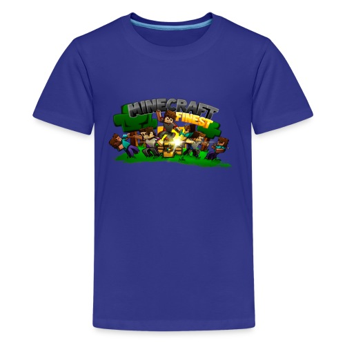 Survival Games Champs! - Kids' Premium T-Shirt