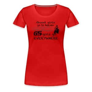 Good girls... girls - Shirt LADIES - Women's Premium T-Shirt