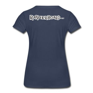 RB Ranger - Design D - Women Plus Size - Women's Premium T-Shirt