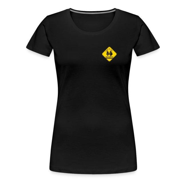 around the world - Shirt LADIES