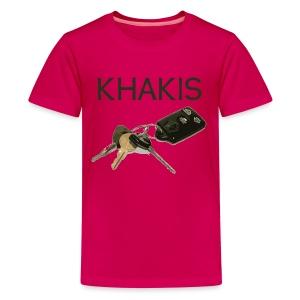 Khakis - Kids' Premium T-Shirt