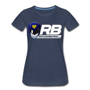 RB Ranger - Design 2 - Women Plus Size - Women's Premium T-Shirt